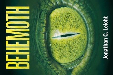 Book Review: Behemoth by Jonathan Leicht