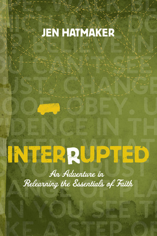 Book Review: Interrupted by Jen Hatmaker